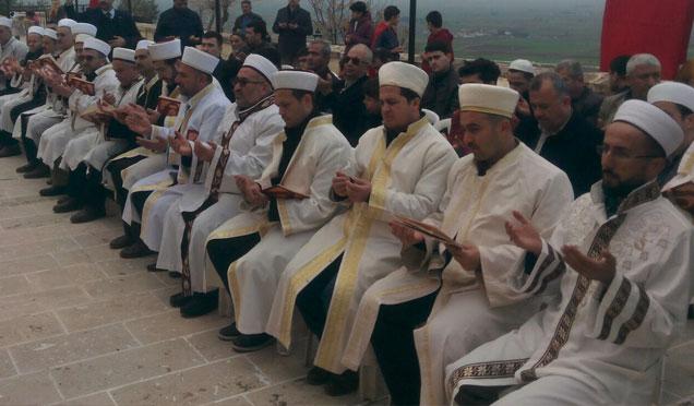 Kırıkhan'da Din Görevlileri Mehmetçik İçin Dua Etti