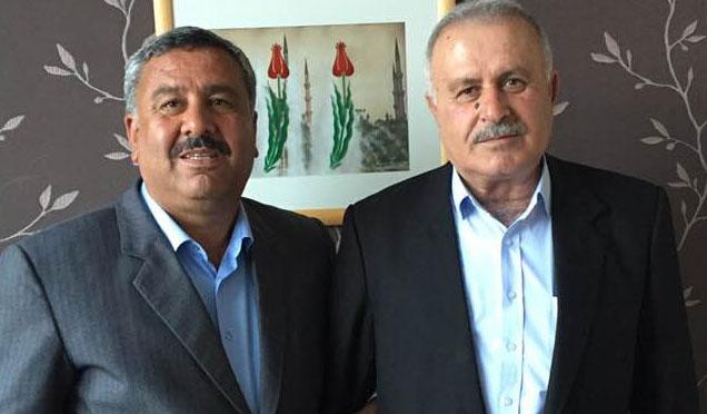 Hassa Ak Parti yeni İlçe Başkanı olarak Mehmet Yılmaz belirlendi