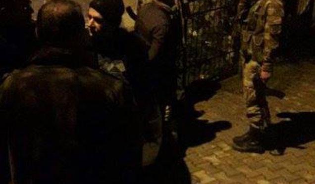 İskenderun'da Polis alarma geçti