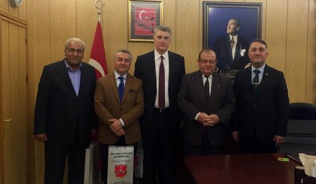 Türk Silahlı Kuvvetleri Güçlendirme Vakfı Hatay'da daha güçlü tanıtılacak