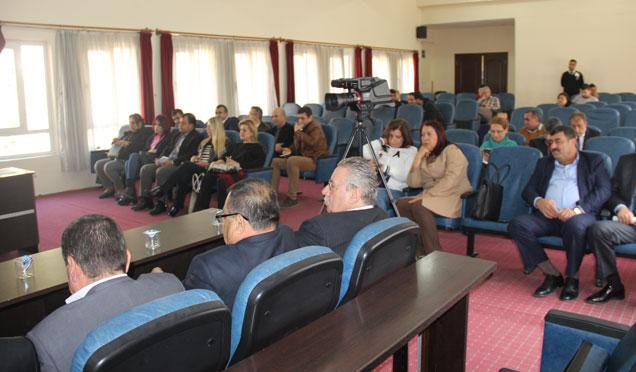 Samandağ Belediyesi ocak ayı olağan toplantısı
