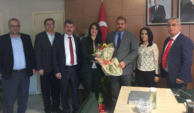 Türkiye Satranç Federasyon Yönetim Kurulu, Siyasi Parti Başkanlarını ziyaret etti