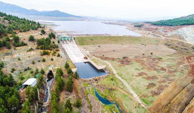 DSİ'den Tahtaköprü Barajı Tahliyesi duyurusu
