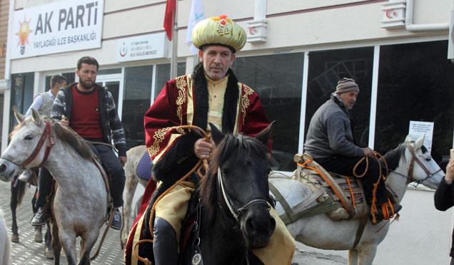 Yavuz Selim'in Yayladağı'na Gelişinin 500. Yılı etkinlikleri