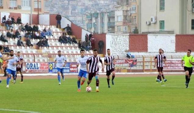 Hatayspor 3-0 Tuzlaspor