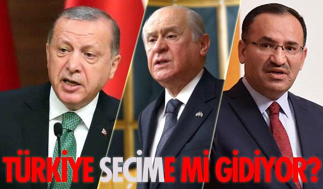 Türkiye Erken Seçime mi gidecek?