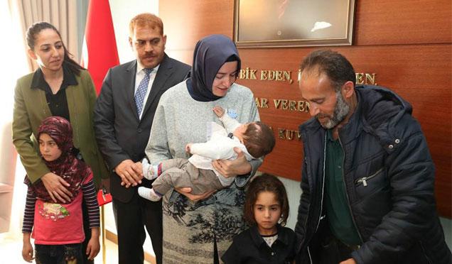Aile ve Sosyal Politikalar Bakanı Hatay'da