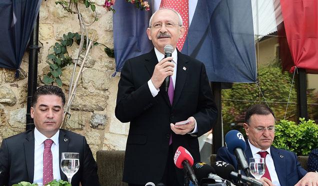 """CHP Lideri Kılıçdaroğlu: """"ABD ve Rusya karşılıklı güç gösterisi yapıyor"""""""