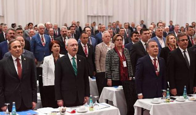 CHP'nin Belediye Başkanları toplantısı gerçekleşti