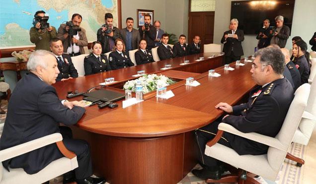 Hatay'da Polis Haftası kutlamaları