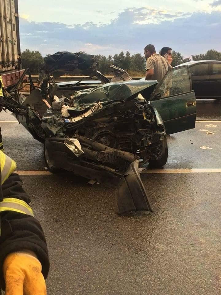 Dörtyol'da feci kaza, aynı aileden 3 kişi yaşamını yitirdi