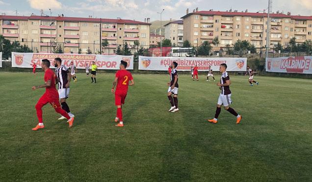 Hatayspor 2-0 Boluspor