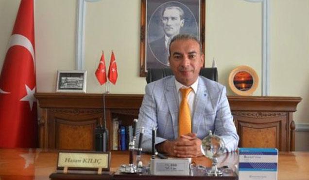 Kırıkhan Emniyet Müdürlüğüne Hasan Kılıç atandı