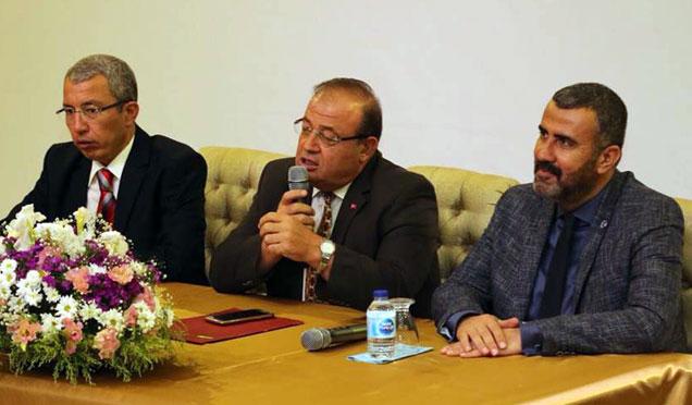 Vali Yardımcısı Mardinli Payaslı muhtarların sorunlarını dinledi