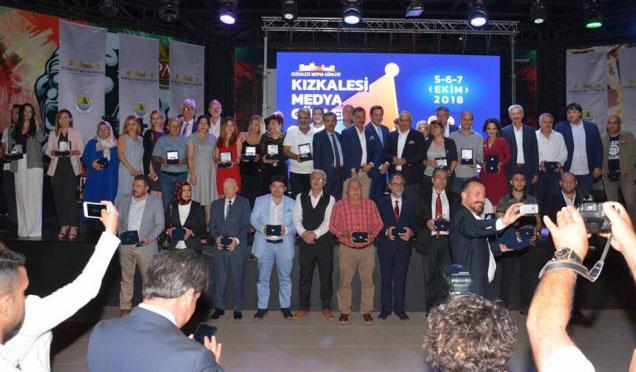 Kızkalesi Medya Günlerinde Hatay'a 8 ödül