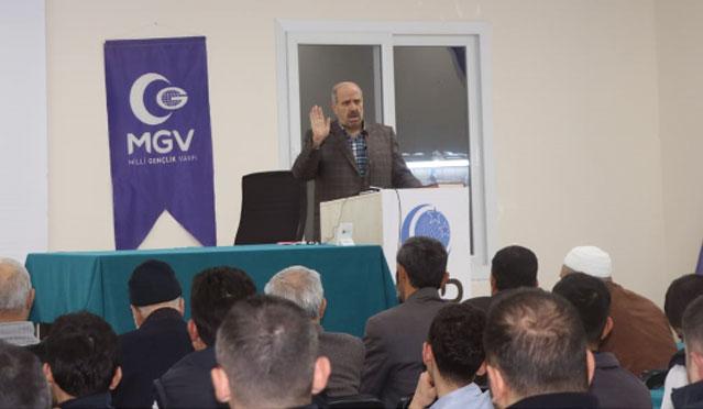"Antakya'da ""Peygamber ve Gençlik"" konferansı"