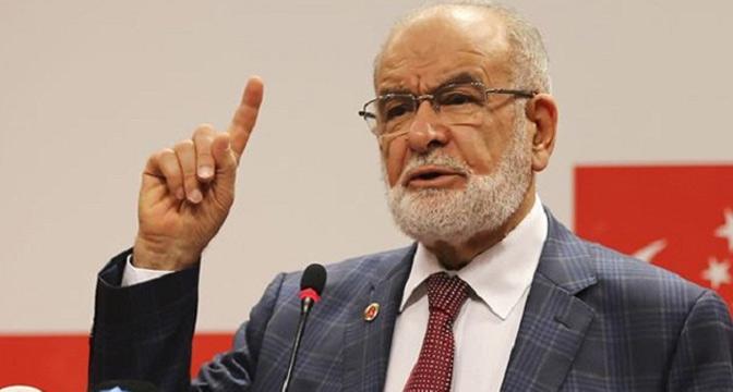 Saadet Partisi Genel Başkanı Temel Karamollaoğlu Hatay'a Geliyor