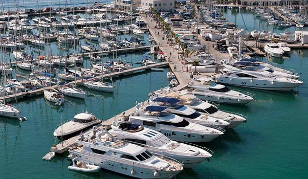 İskenderun'da Marina Projesi görüşüldü