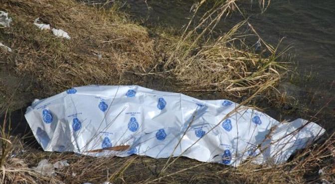 Kayıp ihbarı verildi, dere yatağında cesedi bulundu