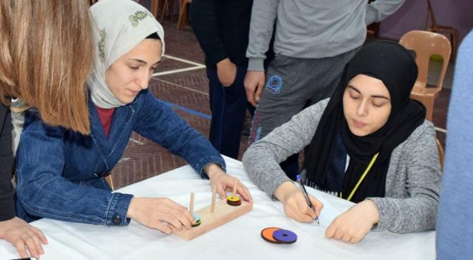 Kırıkhan'da ''Gençlik Milli Hazinemiz İçin Yarışıyor'' Projesi