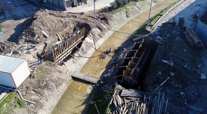 Antakya'da 2 yeni köprü yapılıyor