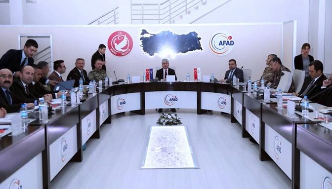 Hatay'da Suriye Koordinasyon Toplantısı gerçekleştirildi