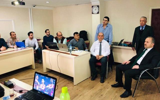 Kırıkhan'da hükümlülere yönelik Erasmus projesi