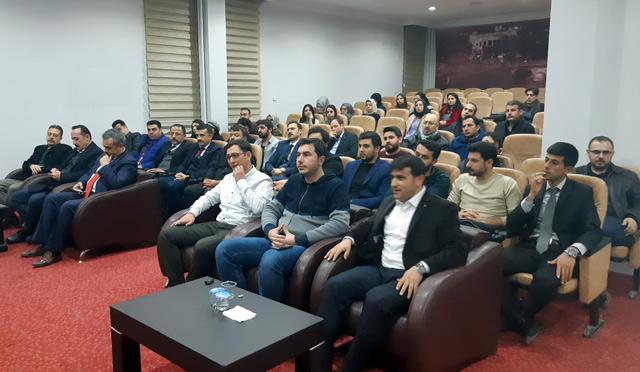TÜGVA'dan Antakya'da İzzet Begoviç Konferansı