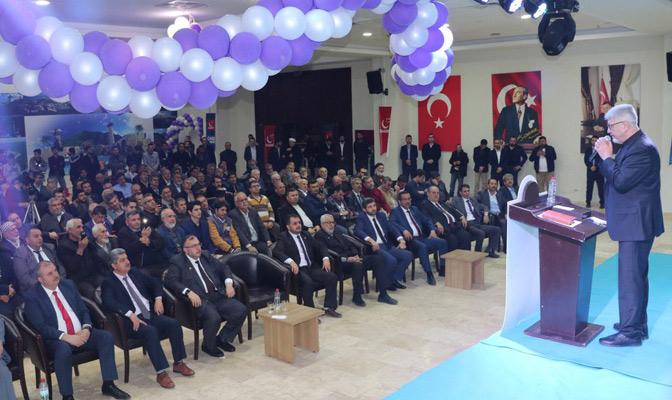 SP Milletvekili İslam, 6 Ay'da bu ülkeyi ayağı kaldırır 2 senede koşturmaya başlarız