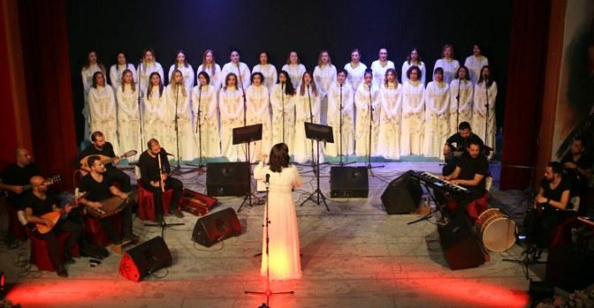 Medeniyetler Korosundan Kadınlar Günü'ne Özel Konser