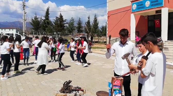 Hatay'da Nevruz kutlamaları