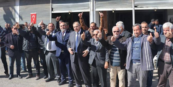 Çalışkani Saadet Partisi oylarında büyük patlama olacak