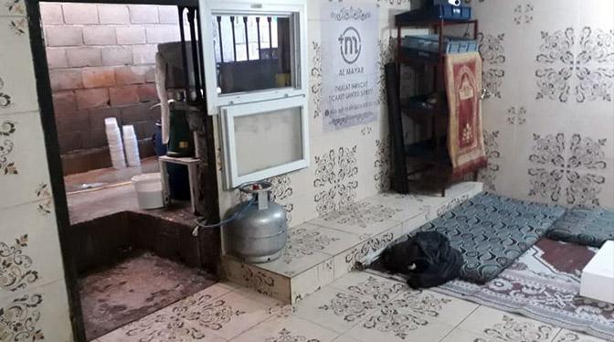 Reyhanlı Belediyesinden izinsiz üretim tesisine baskın