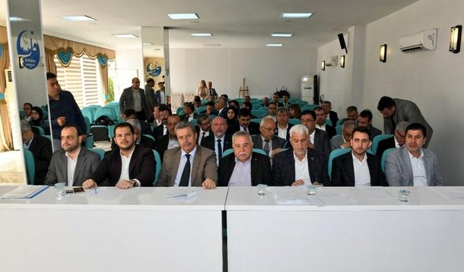 Antakya Belediyesinde komisyon üyeleri belli oldu