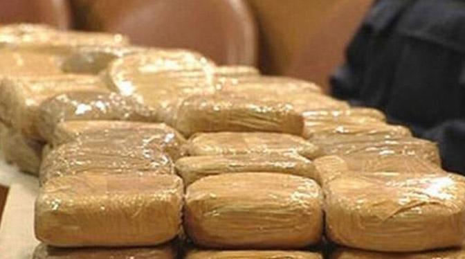 Avrupa'ya aktaracakları 79 kilo eroin Hatay'da yakalandı