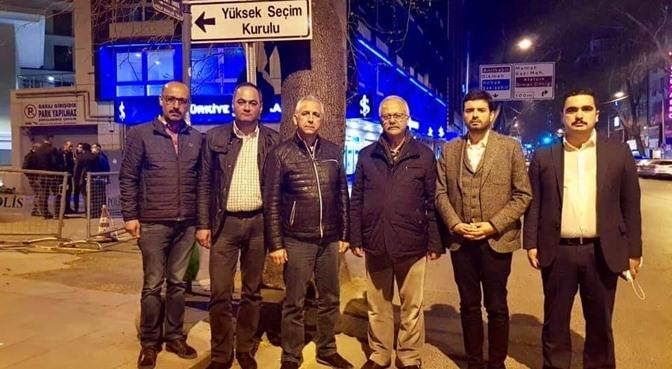 Dörtyol'da seçimlere itiraz eden İYİ Parti YSK'dan da red yedi