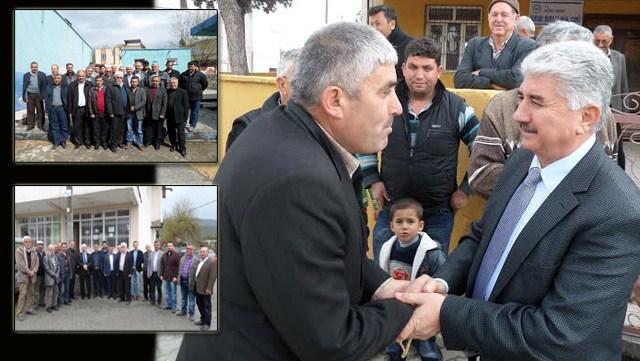 Vekil Türkoğlu: Erzin tarihinde görülmemiş hizmetleri alıyor