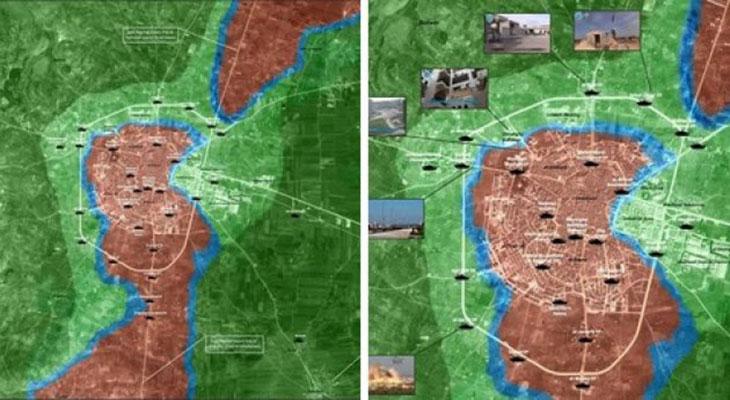 İdlip operasyonu başladı
