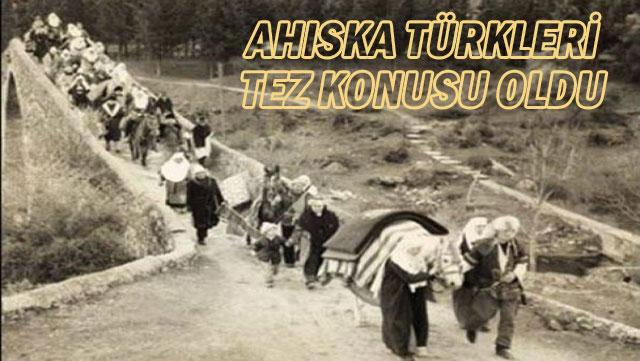 Ahıska Türklerinin tarihte karşılaştıkları zulümler