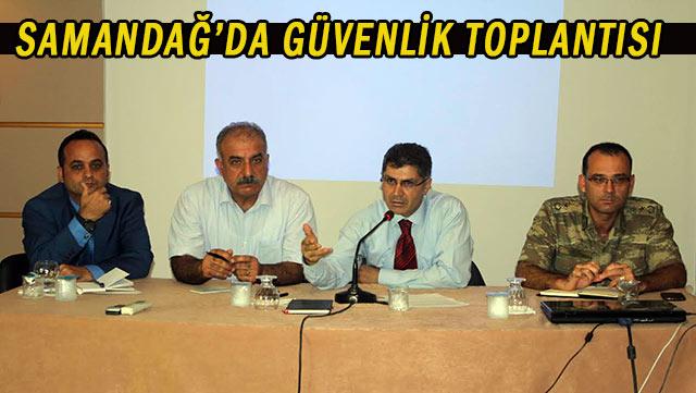 'Kimlik Sorma' için güvenlik toplantısı yapıldı