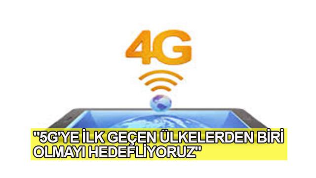 4G İhalesi iptal edildi yeni şartnameyle 4,5G olacak