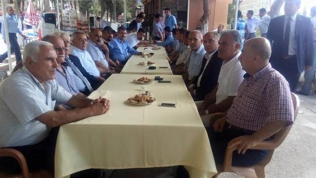 CHP Belen İlçe Teşkilatı'nda Bayramlaşma programı düzenlendi
