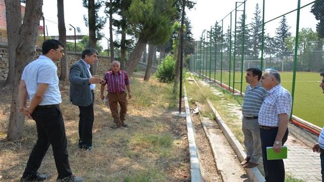 Kırıkhan Belediyesi'nin çalışmaları devam ediyor