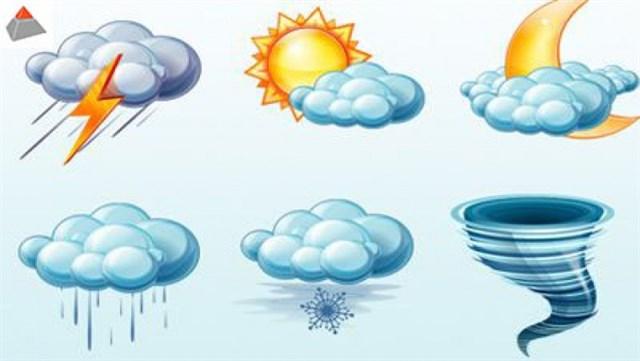 Bölgemizde hava durumu; Bu hafta beklenen tahminler