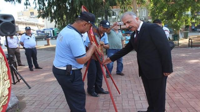 Samandağ'da '30 Ağustos Zafer Bayramı' törenle kutlandı