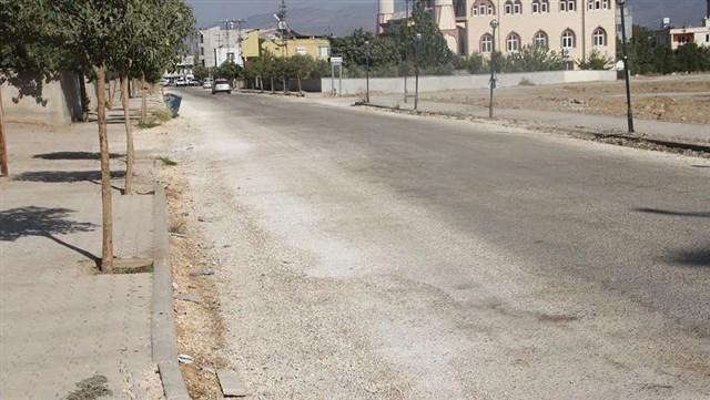 Hassa'da onarılmayan yol kalmayacak