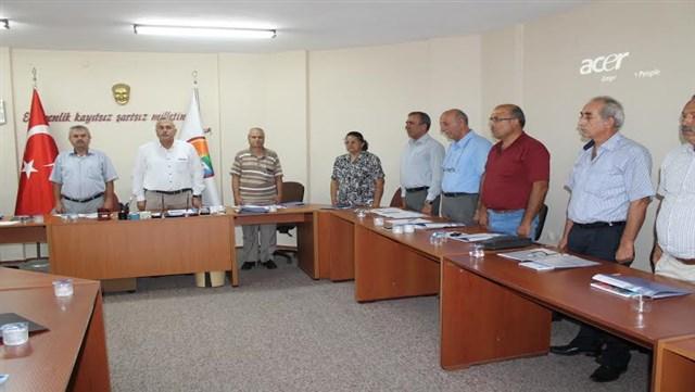 Dörtyol Belediye Meclisi yarın toplanıyor