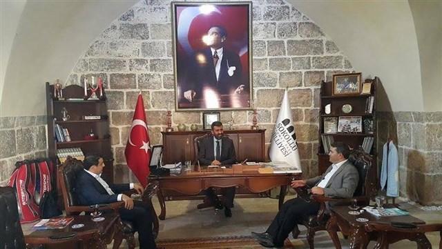 AK Parti seçim çalışmalarına devam ediyor