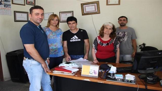 Samandağ Belediyesi'nin ambalaj atığı çalışmaları devam ediyor
