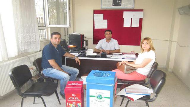 Samandağ Belediyesi'nin 'Ambalaj atığı geri kazanım' çalışmalarını sürdürüyor